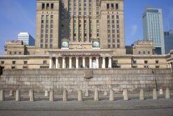 Pałac Kultury i Nauki (trybuna)