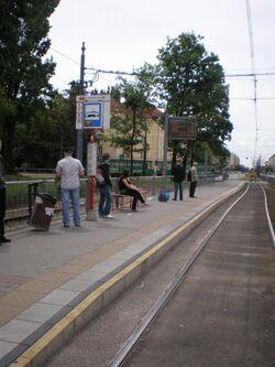 Plac Narutowicza (przystanek) 2