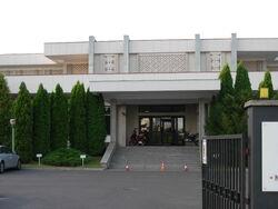 Ambasada Korei Północnej, Wikimedia