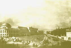 Plac bankowy 1833