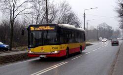 Patriotów (autobus 115)