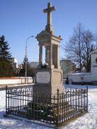 Czerniakowska, Bernardyńska (kapliczka)