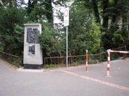 Pomnik granic getta (Dom Dysydentów)