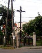 Borków, Południowa (krzyż)