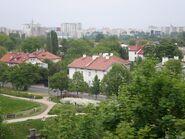 Królikarnia (osiedle), Stegny