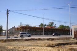 Modlińska, Trasa Mostu Północnego (budowa)