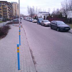 Polskie Drogi (ulica)