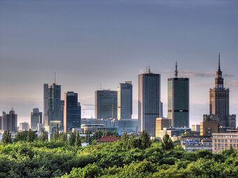 Warszawa Wszystko O Warszawie Fandom