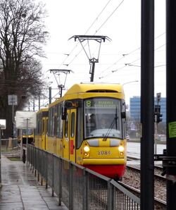 Wolska (tramwaj 8)