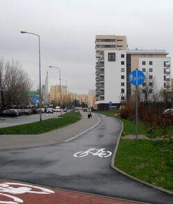 Rechniewskiego (ścieżka rowerowa)
