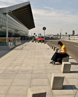 Terminal 2 pasazer