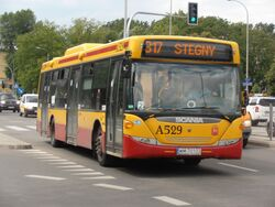 17 Stycznia (autobus 317)