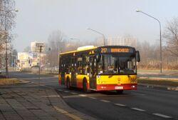 Aleja Wilanowska (autobus 217)