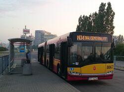 N34 (Osiedle Kabaty)