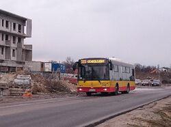 Branickiego (linia 323)