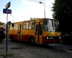 Św. Wincentego (autobus 212)