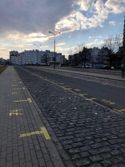 Natolin Północny - bazar
