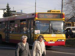 Wóycickiego (autobus C24)