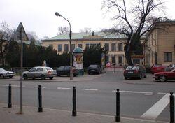 Pałac Błękitny (Senatorska)
