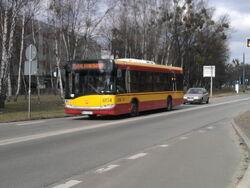 154 na Kaliskiego (by Kubar906)