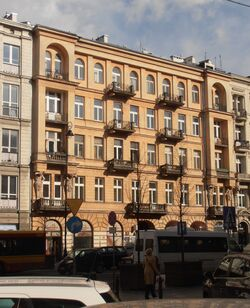 Aleje Ujazdowskie (nr 18)
