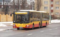 Handlowa (autobus 160)