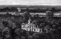 Pałac na Wodzie Canaletto