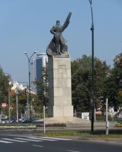 Pomnik Lotnika (W)