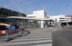 Lotnisko Chopina (wejście na stację)
