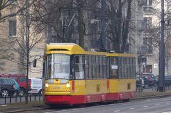 Aleja Waszyngtona (tramwaj 77)