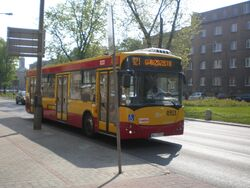 Krasińskiego (autobus 121)