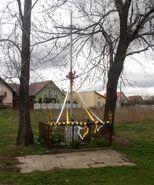 Berensona, Kąty Grodziskie (krzyż przydrożny)