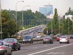 Trasa Lazienkowska