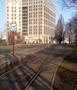 Metro Wilanowska (przystanek 2)