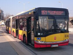 151 (Metro Stadion Narodowy)
