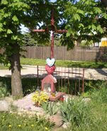 Fleminga, Pułaskiego (krzyż)