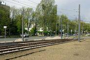 Metro Wierzbno tor odstawczy 3