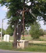 Ostródzka, Berensona (krzyż przydrożny)