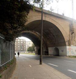 Kruczkowskiego (wiadukt linii średnicowej)