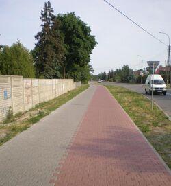 Mozaikowa (sciezka rowerowa)