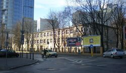 Gimnazjum nr 42 (Twarda, budynek nr 8-12)
