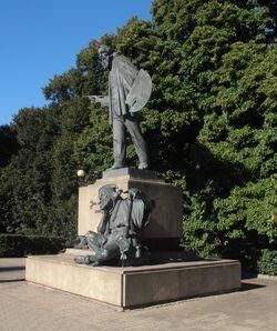 Pomnik Matejki