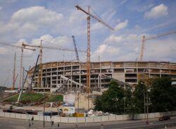 Stadion Narodowy (budowa) 7
