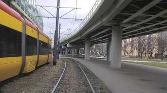 Tramwaje Warszawa linia 1