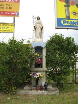 Stara Milosna kapliczka
