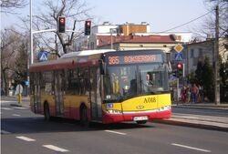 Aleja Wilanowska (autobus 365)