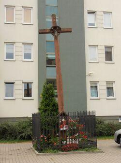 Nowoursynowska (krzyż przydrożny)