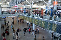 Terminal A Lotnisko Chopina