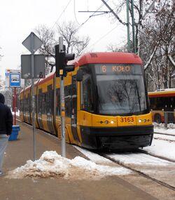 Mickiewicza (tramwaj 6)