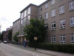 Przyrynek (budynek nr 9, technikum)